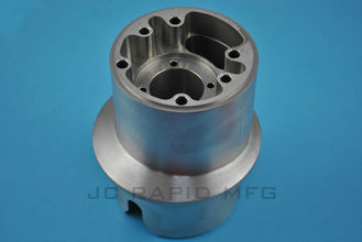 China High Accuracy CNC Turning Parts Polished Aluminium / Stainless Steel / Brass Material supplier