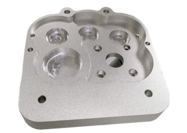 China Professional CNC Aluminium Milling Service Custom Manufacturing For Fixture Base supplier