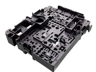 China High Precision Custom Plastic Injection Molding With PA66 + GF30% Material supplier