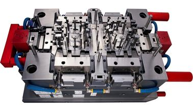 China Custom Precision Injection Mould For Complex PC / POM / PA6 Plastic Parts supplier