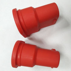 China PET Red Parts 0.005mm NETC Home Plastic Injection Molding supplier