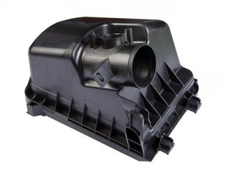 PPA Black Plastic Auto Parts Mold Single Cavity For Auto Engine Housing Parts
