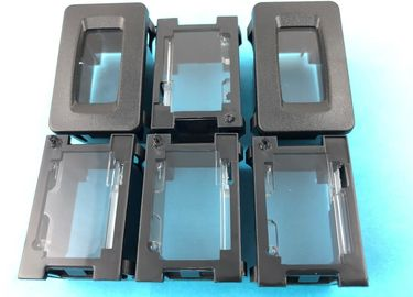 ABS / PC Bi Injection Molding , 2 Shot Molding Process For Device Window