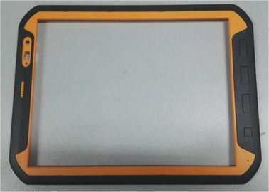 China OEM Co Injection Molding Process Assurance Touch Screen Frame And Keypad factory