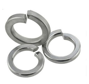 Metal Stamping Parts Custom CNC Milling Fabrication ISO9001 U Shaped Washers Sheet