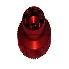 China 0.005mm Tolerance Custom CNC Milling Small Electric Ship Parts Of Boat Engine factory