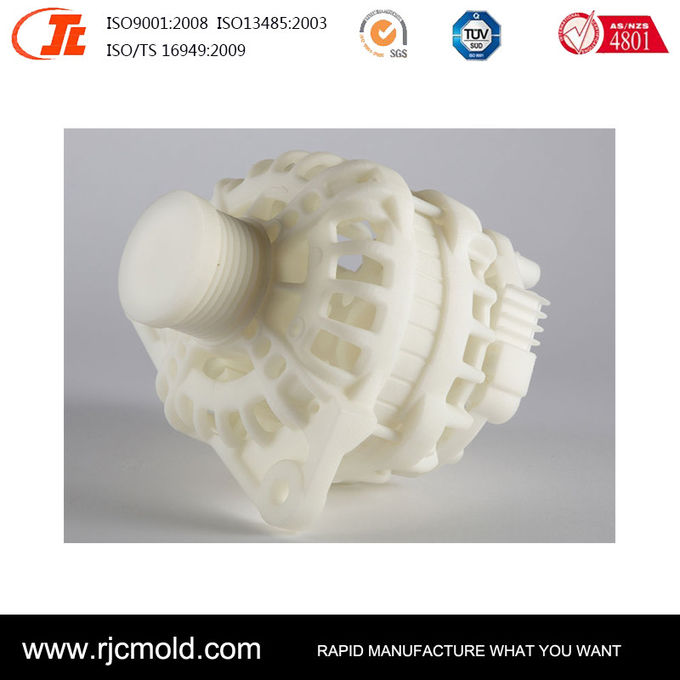 Green Plastic Rapid Prototyping Fine Finishing Prototype For Household Product