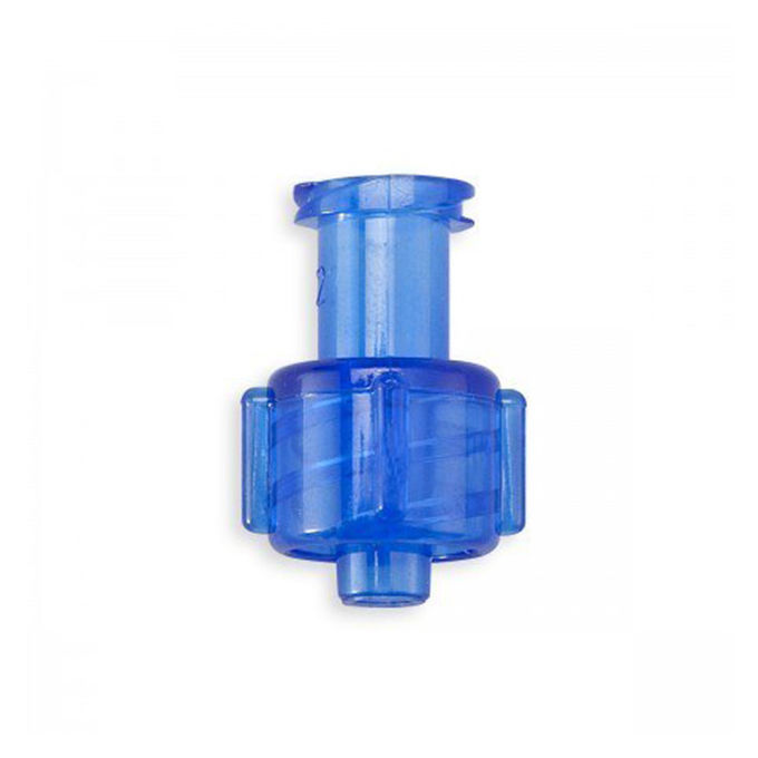 OEM Medical Injection Parts PC Luer Fittings Syringe Connect Adapters