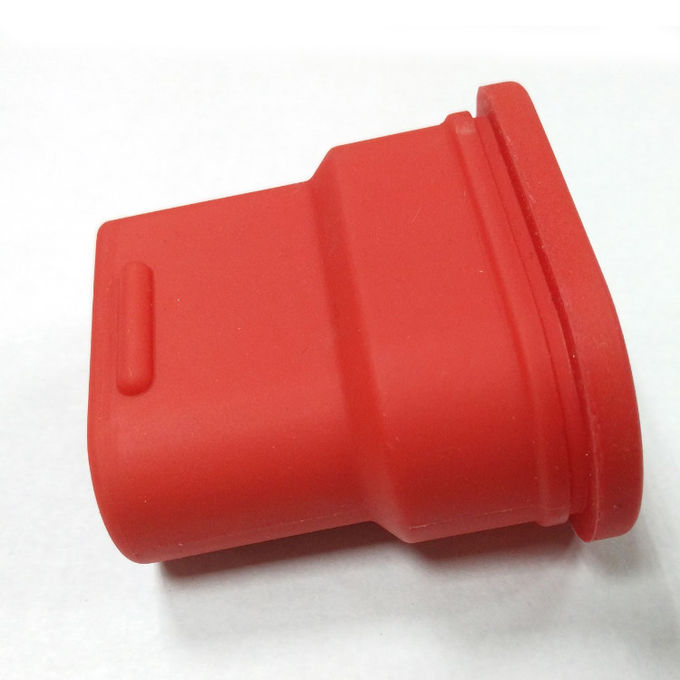 PET Red Parts 0.005mm NETC Home Plastic Injection Molding 0
